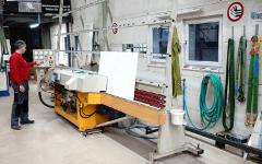 Glasschneidemaschine